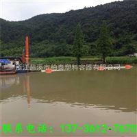 FT70*80*36塑料夹管浮子清淤泥浮筒供应