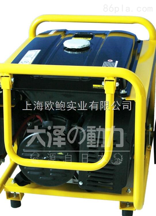 280A汽油发电电焊机