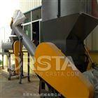 闽粤地区电视机壳破碎清洗造粒自动化设备