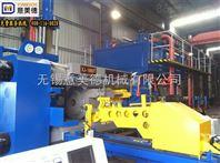 框架式铝型材挤压机高出同行生产率百分之30