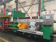 意美德擠壓機價格散熱器鋁型材擠壓設備