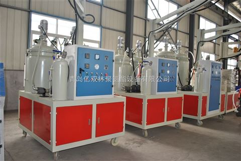 保健瘦身器材聚氨酯发泡机