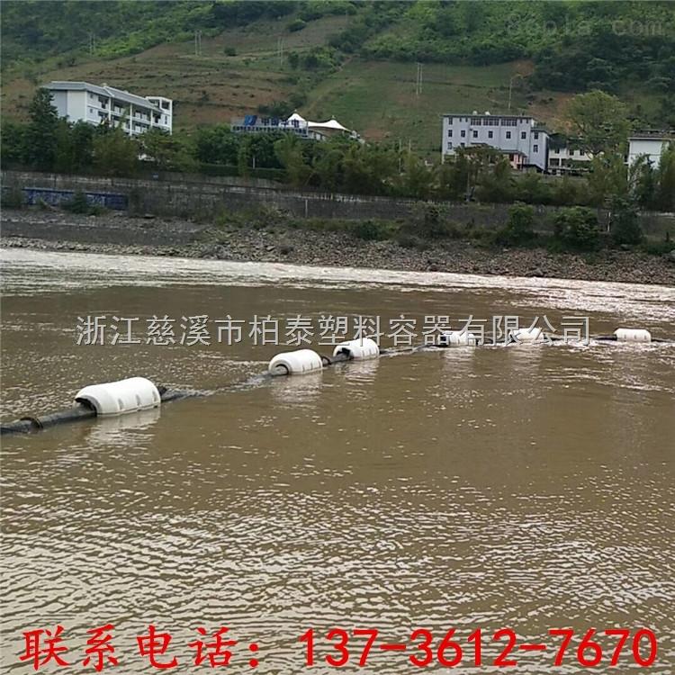 宁波厂家直销抽沙塑料浮筒尺寸