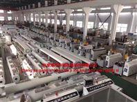 管材挤出机生产线