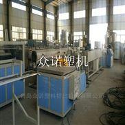 pp塑料管材生產線