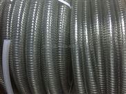 pu管卫生级的耐温性能,食用级带钢丝塑料管