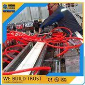 PVC仿大理石門套型材設備