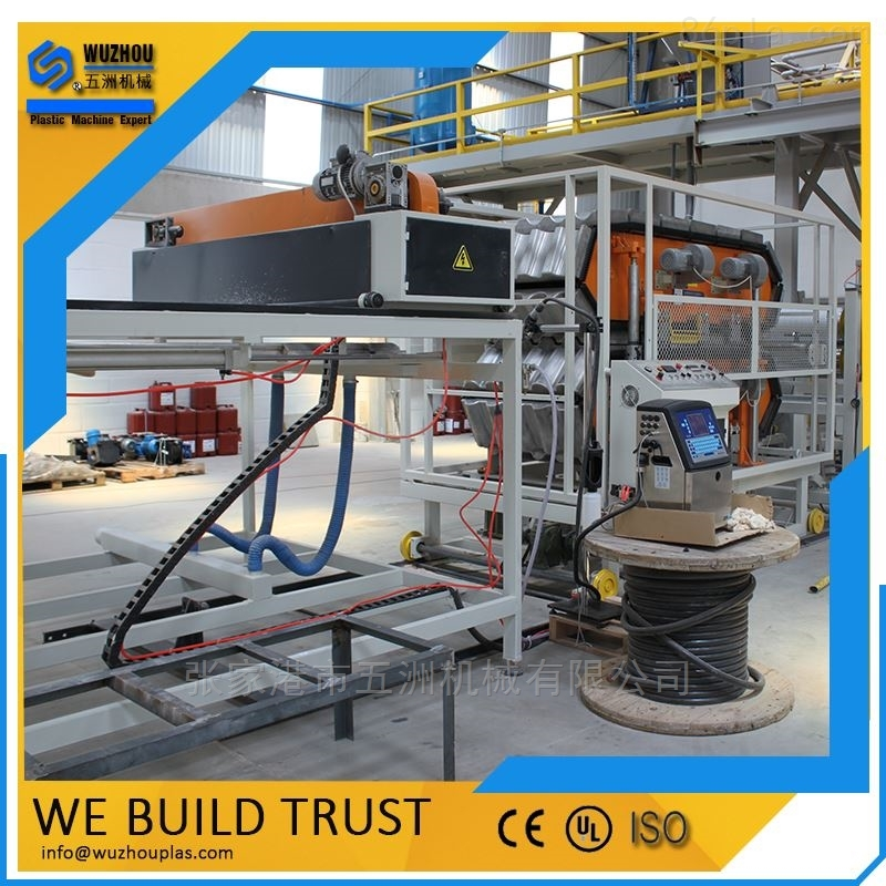 PVC塑料瓦片机-瓦片设备优质供应商