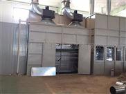 铝型材喷涂生产线安装时无锡博兰德建议喷涂施工的温度约为25℃