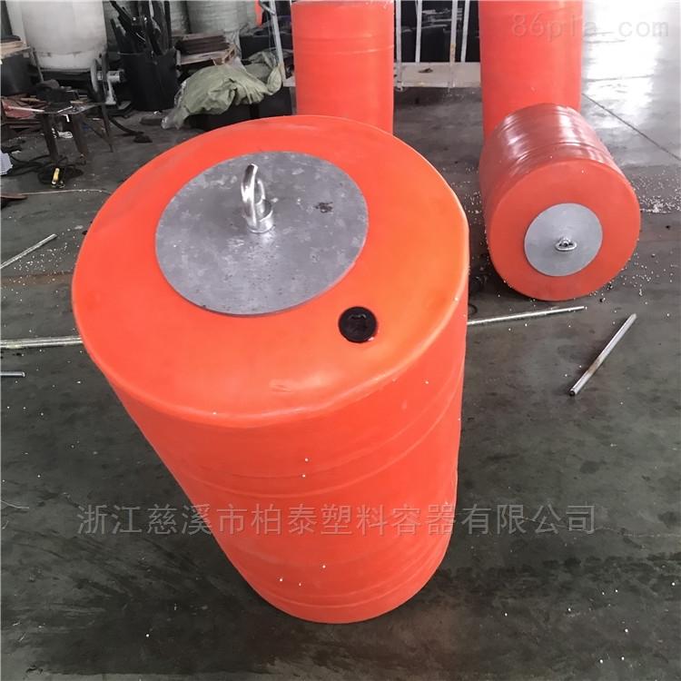 橙白相间警示拦污排生产厂家