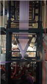 廠家專業生產垃圾袋PE吹膜機