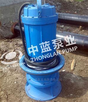 中蓝大流量低扬程潜水泵