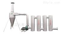机制木炭-300四筒式�K热风干燥机