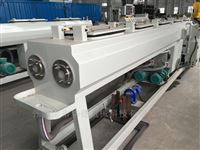 SJSZ51/105锥双16-50mmpvc一出二电工穿线管挤出机生产线