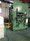 厂家非标订制带自动推拉多缸框式平板硫化机