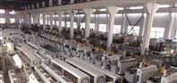 塑料管材生产线