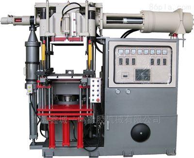 RHS-300T硅橡胶带炮筒橡胶注射机