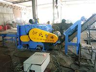 粉碎行业的尖端技术PVC塑钢带铁破碎机