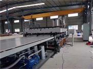 PP中空塑料建筑模板单螺杆板材挤出机