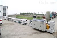MPP電力頂管拖拉管擠出機塑料管材生產線