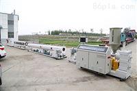 MPP电力顶管拖拉管挤出机塑料管材生产线