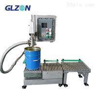 自动涂料机械防爆油漆灌装机