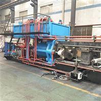 擠壓機鋁型材設備 模孔設計合理 成品率高