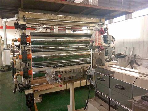 玖德隆EVA150,汽车片材挤出机,生产线