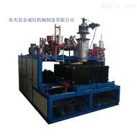 15升堆码桶吹塑机 双工位液压吹瓶机