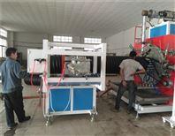 青岛PE克拉排污管生产线内肋管设备