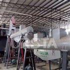 馬來西亞光盤廢料處理破碎清洗生產線