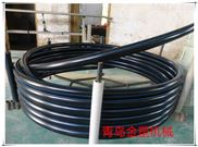 pe管材生產設備公司 小型pe管生產線