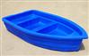 加厚塑料渔船2.6米捕鱼船河道清理船