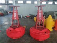 海上航道浮标 PE塑料航道专用浮标