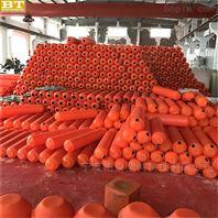 滚塑浮体专业塑料拦污浮筒制造