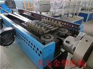 PE/PVC单臂波纹管设备