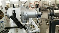 PE塑料管材生產線