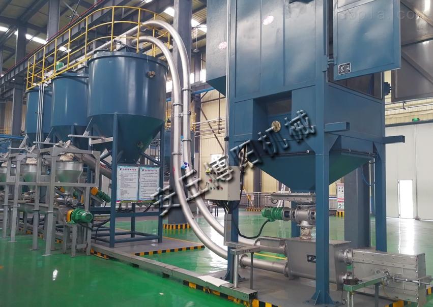 管链式输送机 塑料原料链管给料机 管链机
