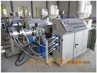 PPR管材挤出机 PPR管生产线