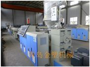 小型塑料水管生产机器 管材挤出机价格