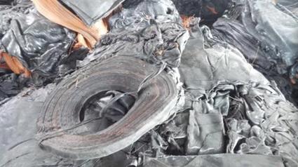 2017年南京海关累计退运禁、限制类固体废物2万余吨