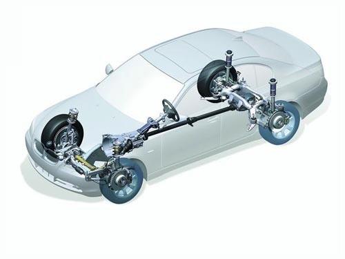 创新思路,引领汽车底盘设计多样化