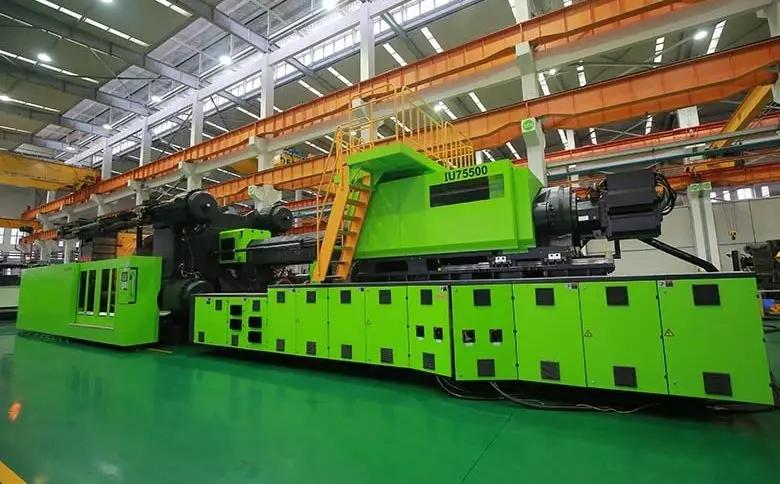 美国85年环保容器制造商Otto引进伊之密3200T两板机